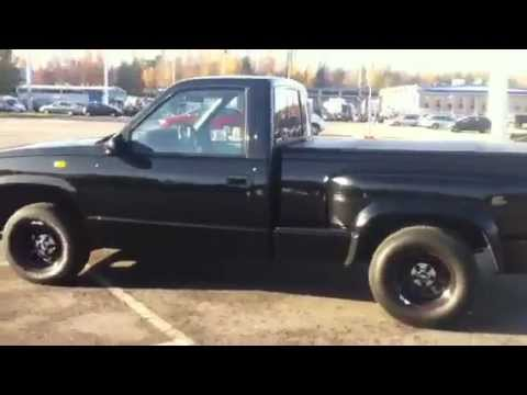 Chevy Stepside 1989 Youtube