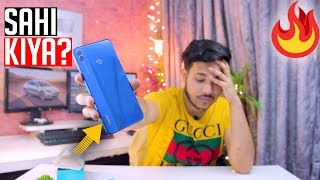 SWITCHING TO HONOR 8x -From- ONPLUSE 6 Big MISTAKE ??