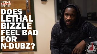 Does Lethal Bizzle Feel Bad For N-DUBZ? #StorminsSmokePoint [Preview] Grime Report Tv