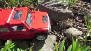 Видео для детей. Джип на прогулке в лесу. Весна и природа(Смотрите видео для детей, в котором красный джип приехал в лес. Наступила весна и стоит прекрасная погода,..., 2016-04-10T08:25:52.000Z)