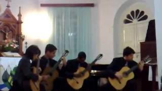 Quarteto de Violões da Fames - Baião Cigano de Nonato Luis