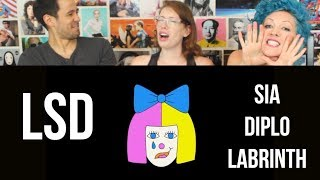 Download LSD - Genius - Sia, Diplo, Labrinth - REACTION Mp3 and Videos