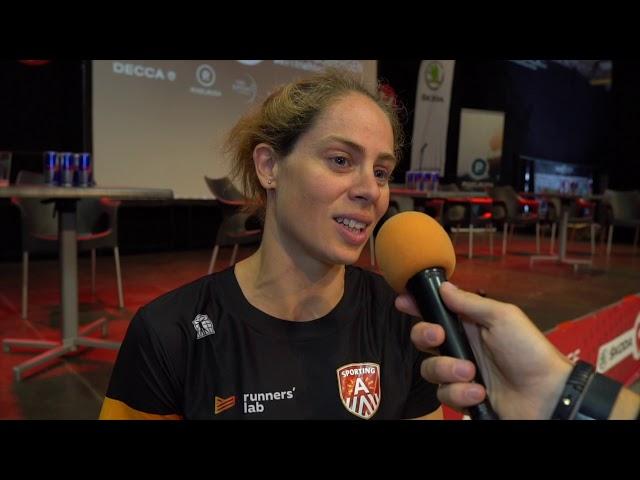 Katrien Verstuyft klaar voor Challenge Geraardsbergen 2019