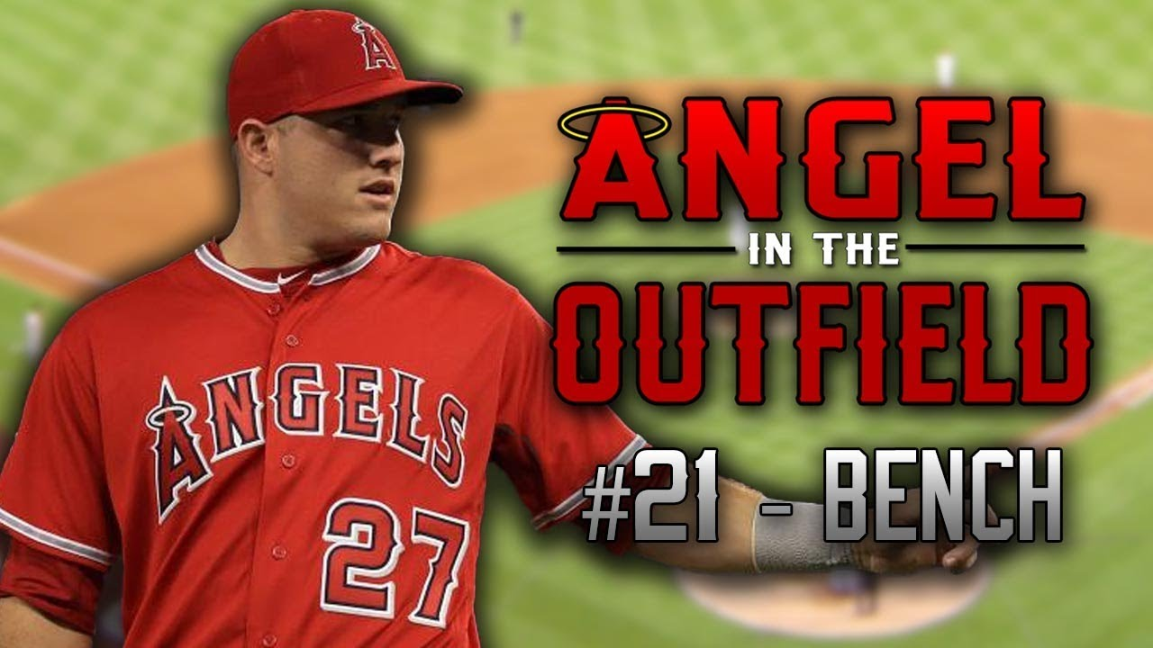 ANGEL IN THE OUTFIELD #21 - BENCH | MLB The Show 17 Diamond Dynasty