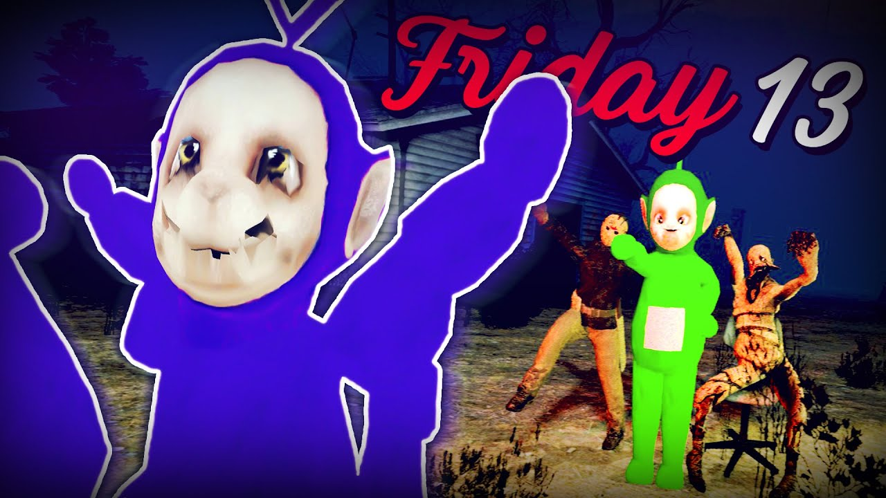 Teletubbies Friday the 13th