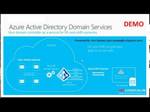 Azure Active Directory Domain Service