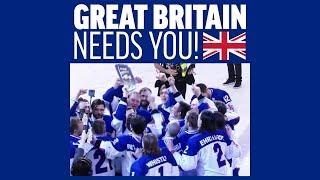 Team Presentation Great Britain | #IIHFWorlds 2019