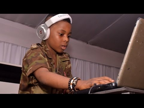 Unveiling the Youngest Dj in West Africa; Dj Young Money! - Vibe.ng