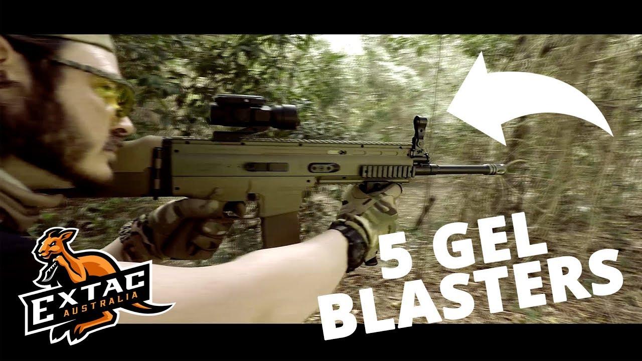 Extac Australia - Well M4 RIS Gel Blaster
