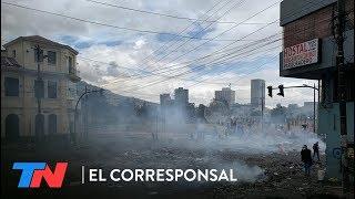 Ecuador en furia: toque de queda en Quito | EL CORRESPONSAL