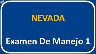 Examen De Manejo De Nevada 1