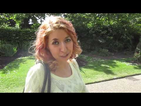 What to do in London - Regent's Park - Part 3 - On our way to Queen Mary's Gardens