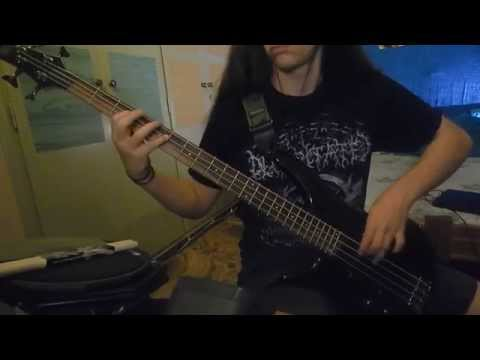 "Decapitated ""Babylon's Pride"" Bass Cover - Dimosthenis Karachristodoulou"