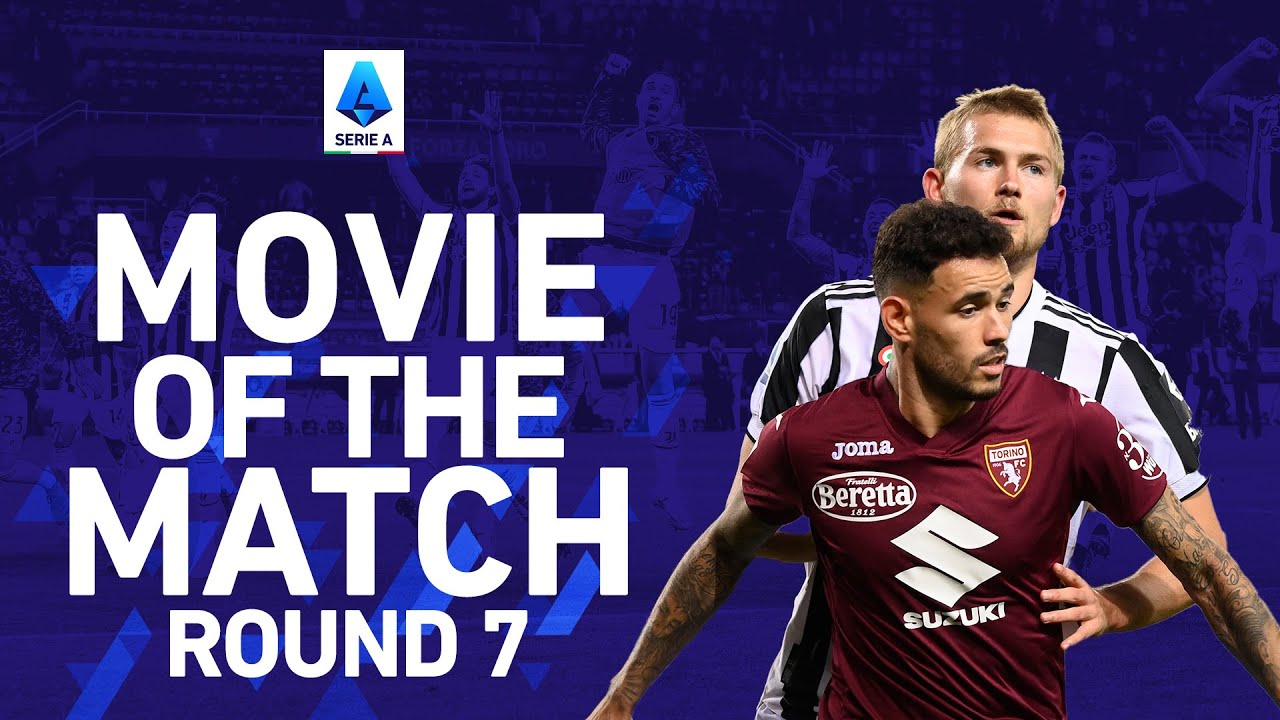 Locatelli strucks to secure victory!   Torino 0-1 Juventus   Movie of The Match   Serie A 2021/22