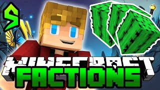 Minecraft Treasure Wars Adventure 'Automatic Cactus Farm!' Episode 5 (Minecraft Factions)