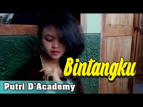 Bintangku   Putri D'Academy Cover By morika damaris
