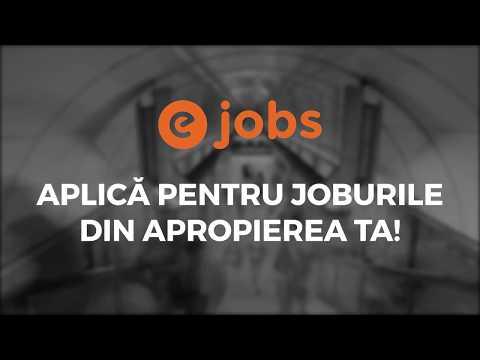 eJobs.ro – Locuri de muncă 1