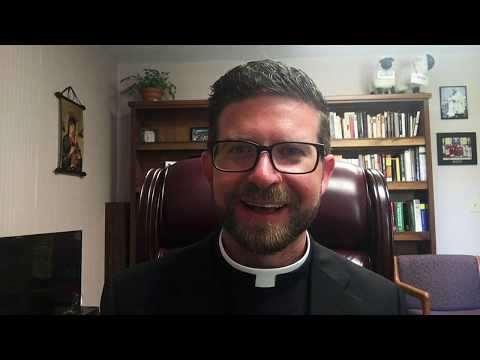 Fr Kyle's Message to the Students of Guardian Angels Catholic School