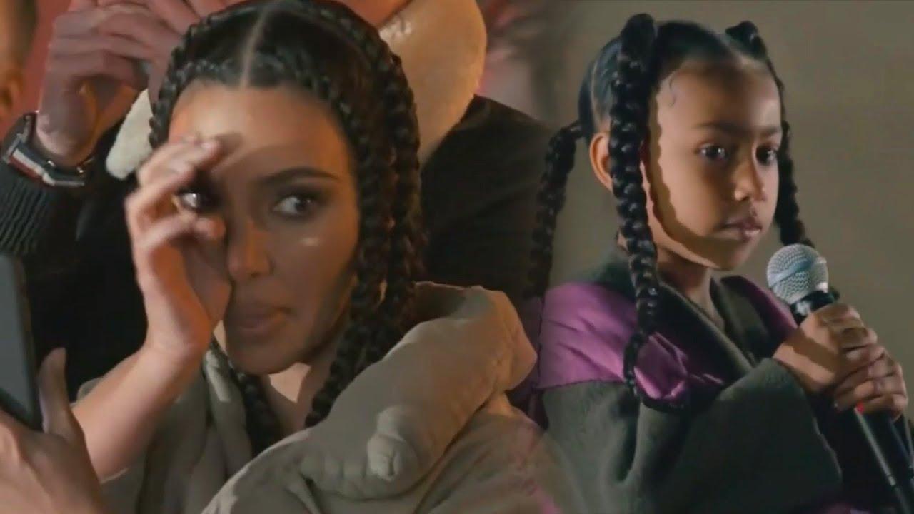 Download North West Makes Mom Kim Kardashian CRY