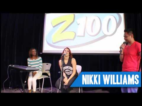 Nikki Williams - Interview