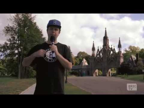 Big Ups Brooklyn w/ Greg Johnson | Green-Wood Cemetery