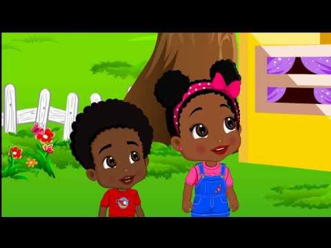 Alantakun Tin Tin Ni/ Itsy Bitsy Spider - Song Only (Yoruba/ Nigerian Language) thumbnail