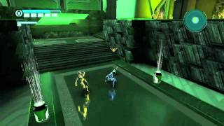"""Tron Evolution Gameplay Montage """"Deadly Discs"""" HD 720p"""