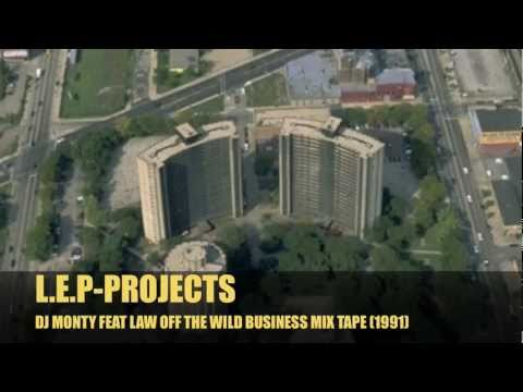 DJ MONTY   PROJECTS  FEAT LAW ( ORIGNAL L.E.P MUZIC )  (2001)
