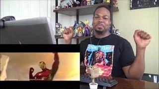 AVENGERS vs. THANOS   Infinity War DANCE-OFF! - REACTION!!!