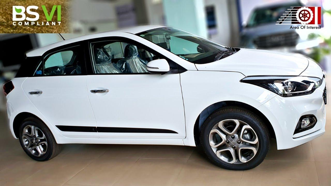 2020 Hyundai Elite I20 Bs6 Asta On Road Price List Mileage Features Specs Interior Youtube