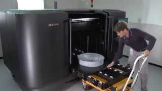 Objet 1000 The world's largest polyjet 3d printer