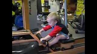 WaterRower Review - Gym Baby Part 2