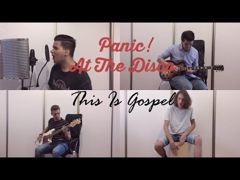 Panic! At The Disco - This Is Gospel (Set The Point cover)
