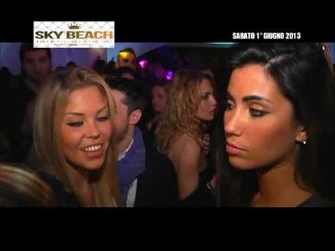 SKY BEACH Sardegna disco club Cagliari - Nightlife summer 2013