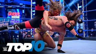 Top 10 Friday Night SmackDown moments: WWE Top 10, July 17, 2020