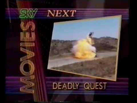 Deadly Quest (aka Future Hunters) - tv spot