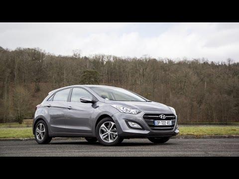 Essai Hyundai i30 restylée