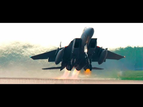 F-15C Eagle Fighter
