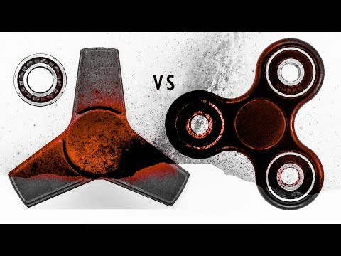 What's the difference between a $1 and $100 fidget spinner?