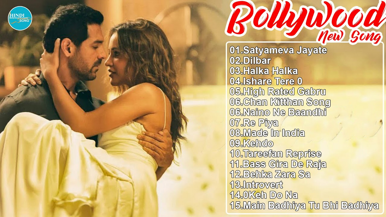 recent hindi film songs 2018