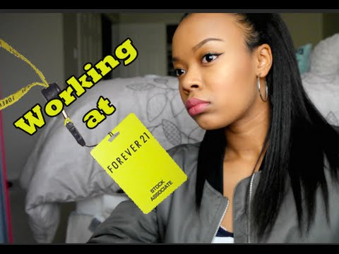 STORY TIME Working at Forever 21 - YouTube