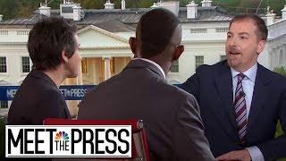 Full Panel: Trump Team Claims 'No Obstruction, No Collusion'   Meet The Press   NBC News