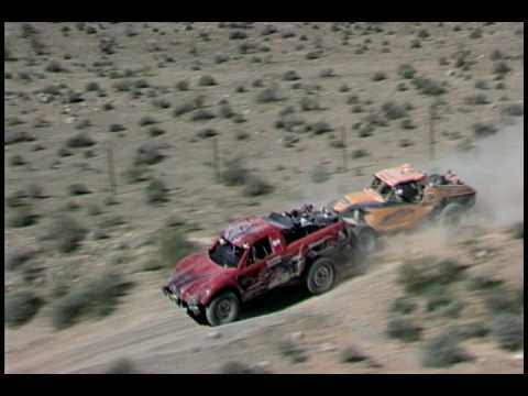 Rusty Stevens TT89 Mint 400 2009 3rd Helicopter Video