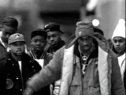 2Pac feat. Bone Thugs - Change the world