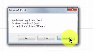 Send Email Reminders at certain Dates
