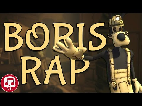 "BORIS AND THE DARK SURVIVAL RAP By JT Music - ""Rest In Ink"""