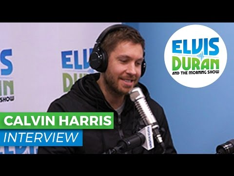 Calvin Harris Chats About New Single