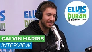 Calvin Harris Chats About New Single 'My Way' & Why He Is Done With Albums | Elvis Duran Show