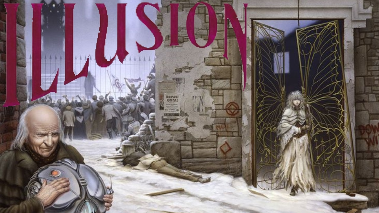 Illusions: The Adventures of a Reluctant Messiah Summary & Study Guide