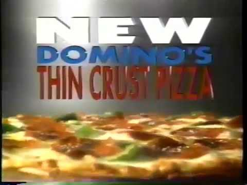 Dominos - Thin Crust - Somethin' for Nothin' (1993)